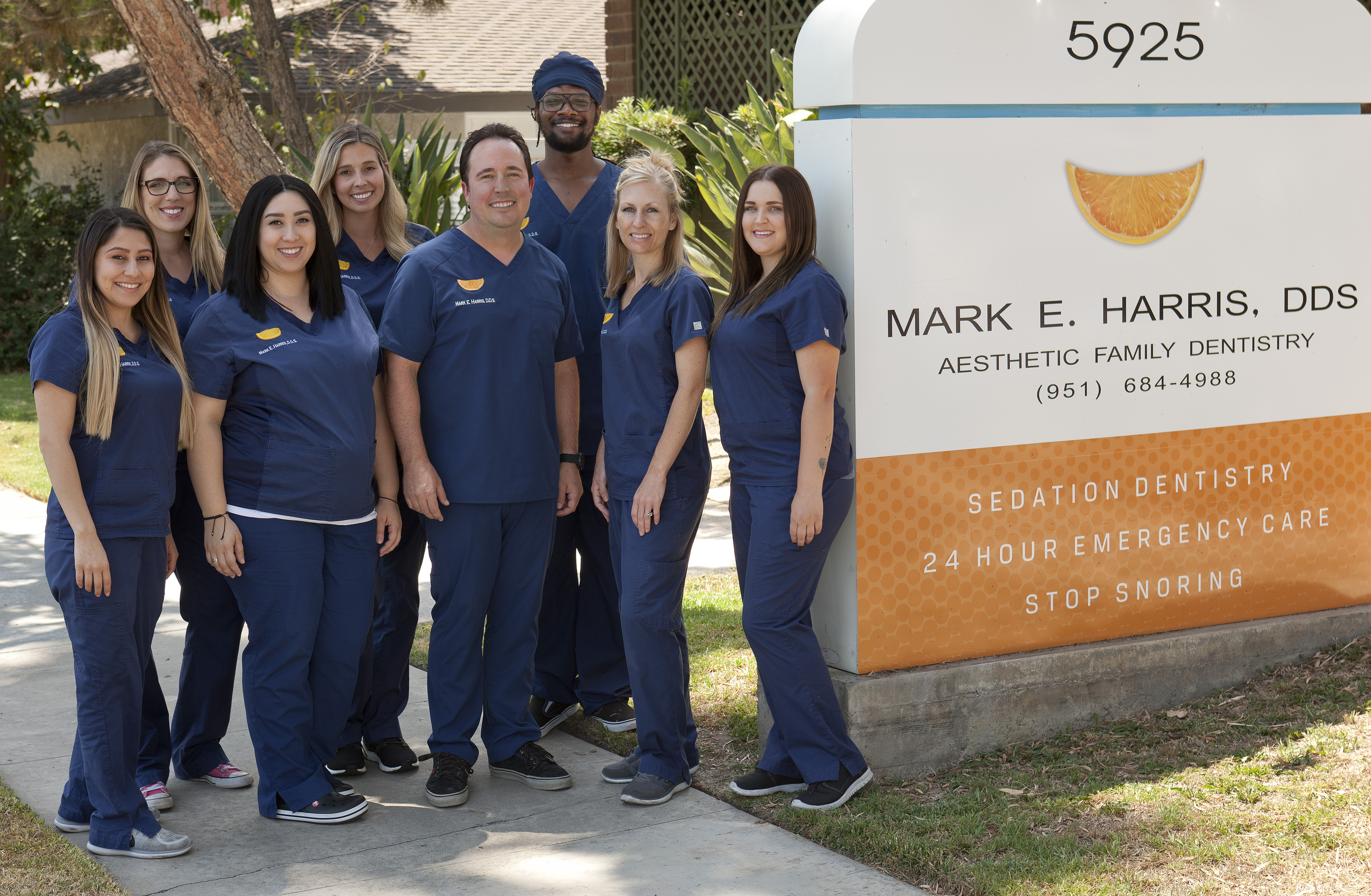 Mark E Harris DDS reviews | 5925 Brockton Ave Suite B - Riverside CA