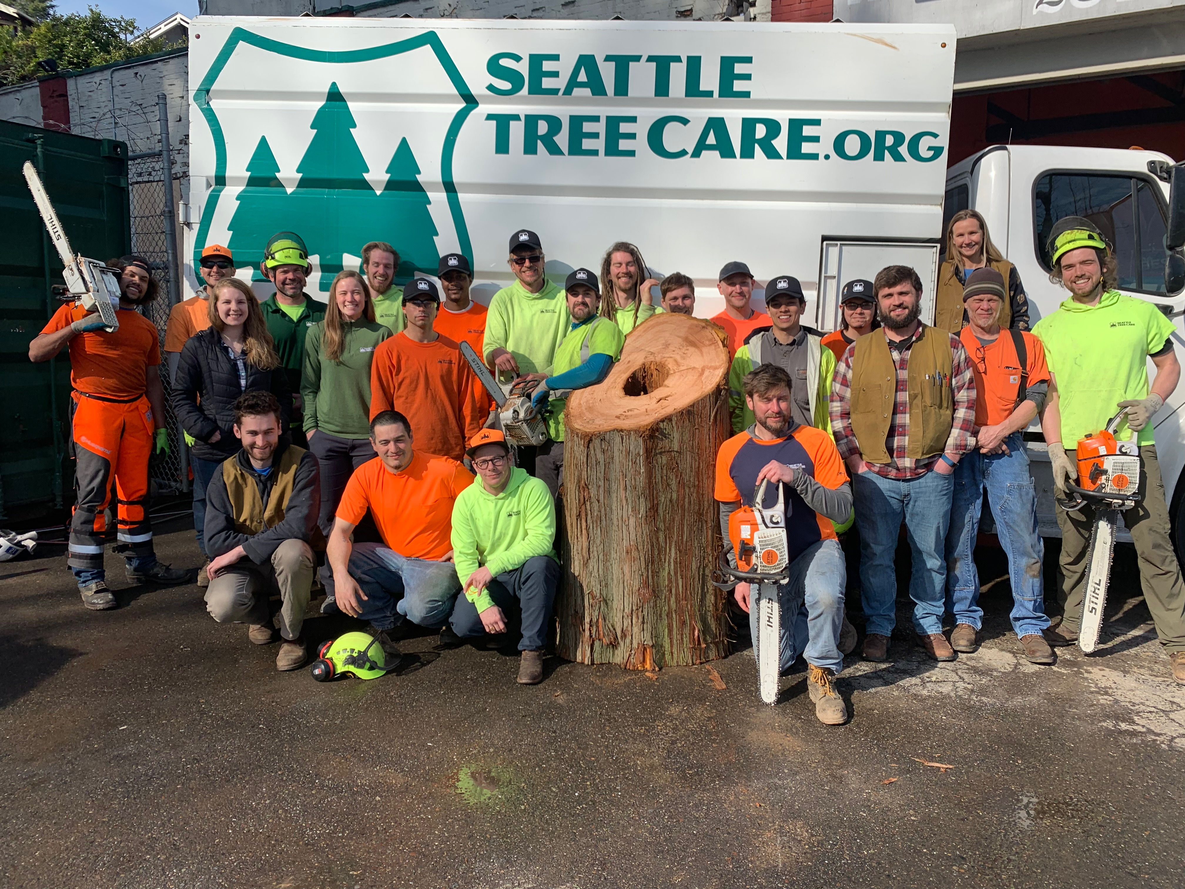 Seattle Tree Care reviews | 319 Nickerson St - Seattle WA
