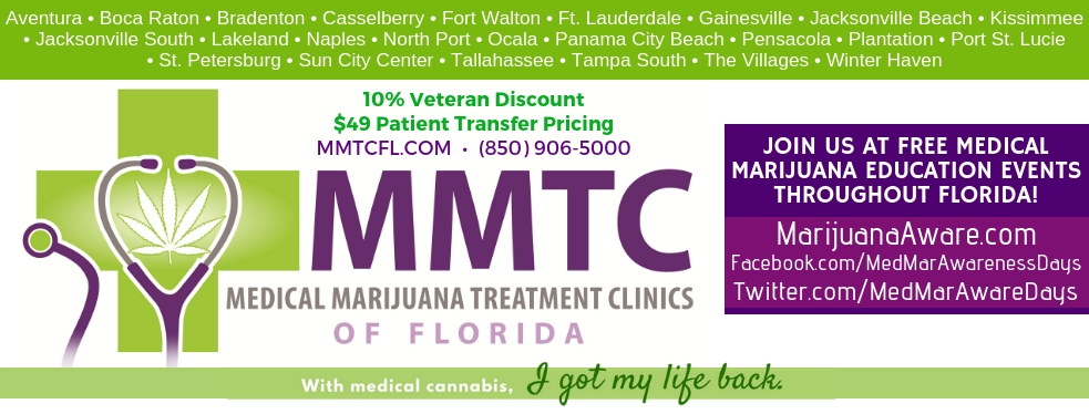 Medical Marijuana Treatment Clinics of Florida reviews | 1131 NW 64th Terrace - Gainesville FL