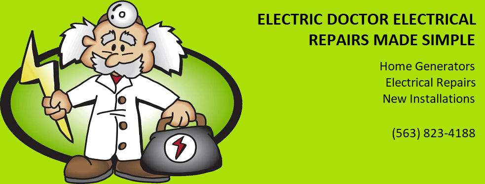 Electric Doctor - The 24 Hr Electrician reviews | 1435 Brown St - Bettendorf IA