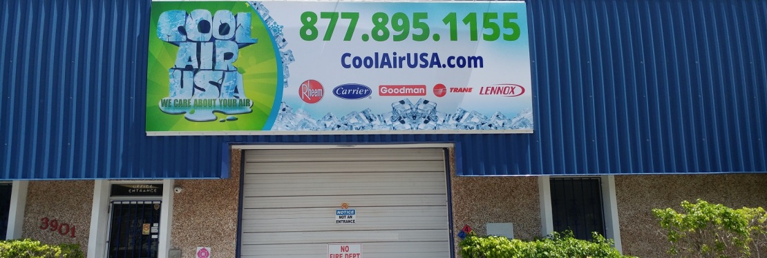 Cool Air USA reviews | 3901 NW 16th St - Fort Lauderdale FL