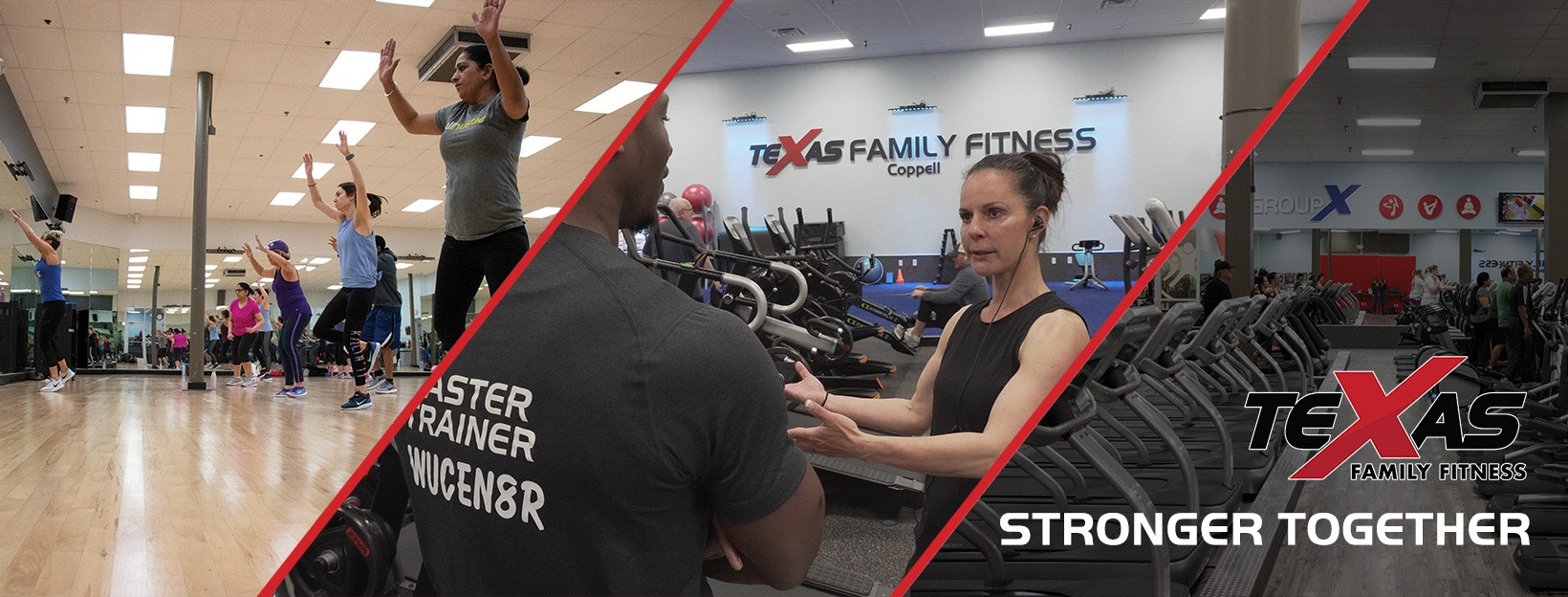 Texas Family Fitness reviews | 120 S Denton Tap Rd - Coppell TX