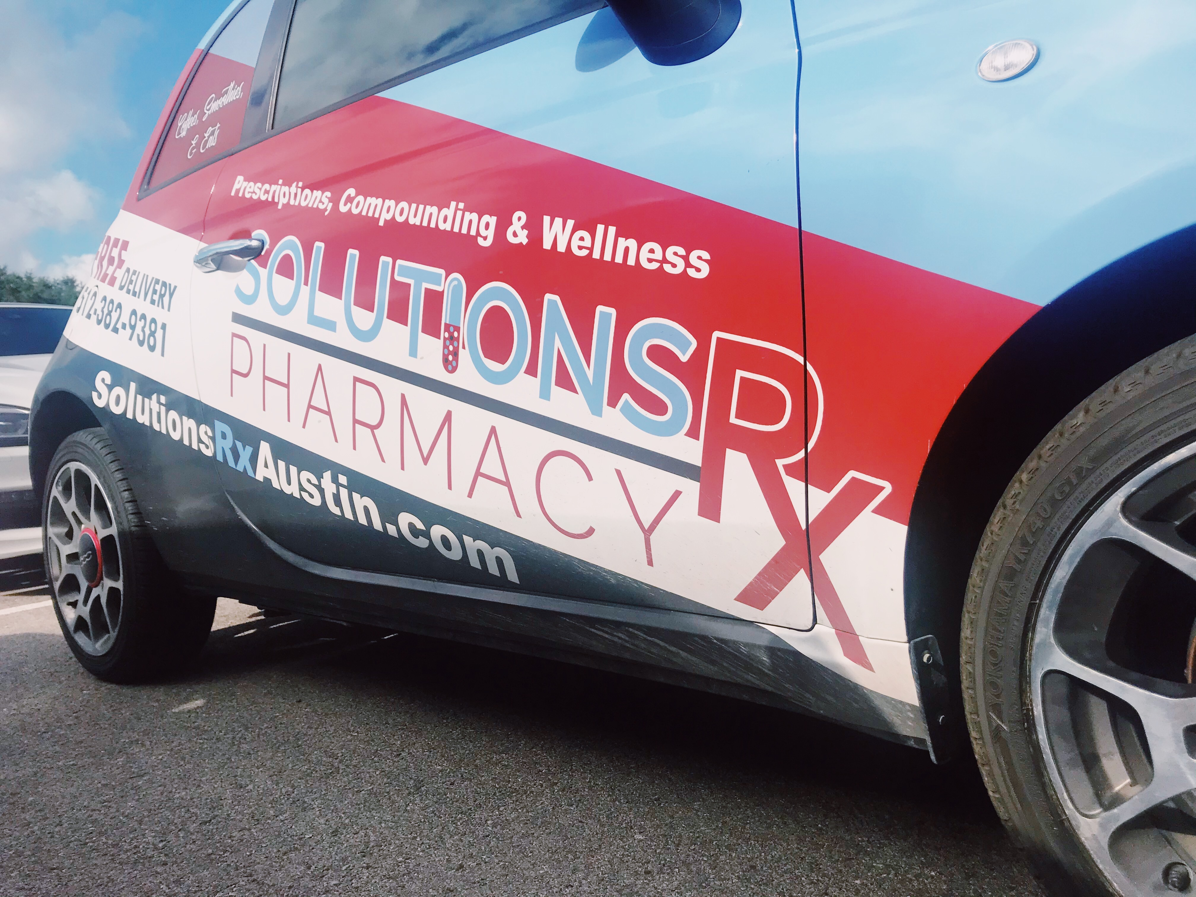 Solutions Pharmacy reviews | 13830 Sawyer Ranch Rd - Dripping Springs TX