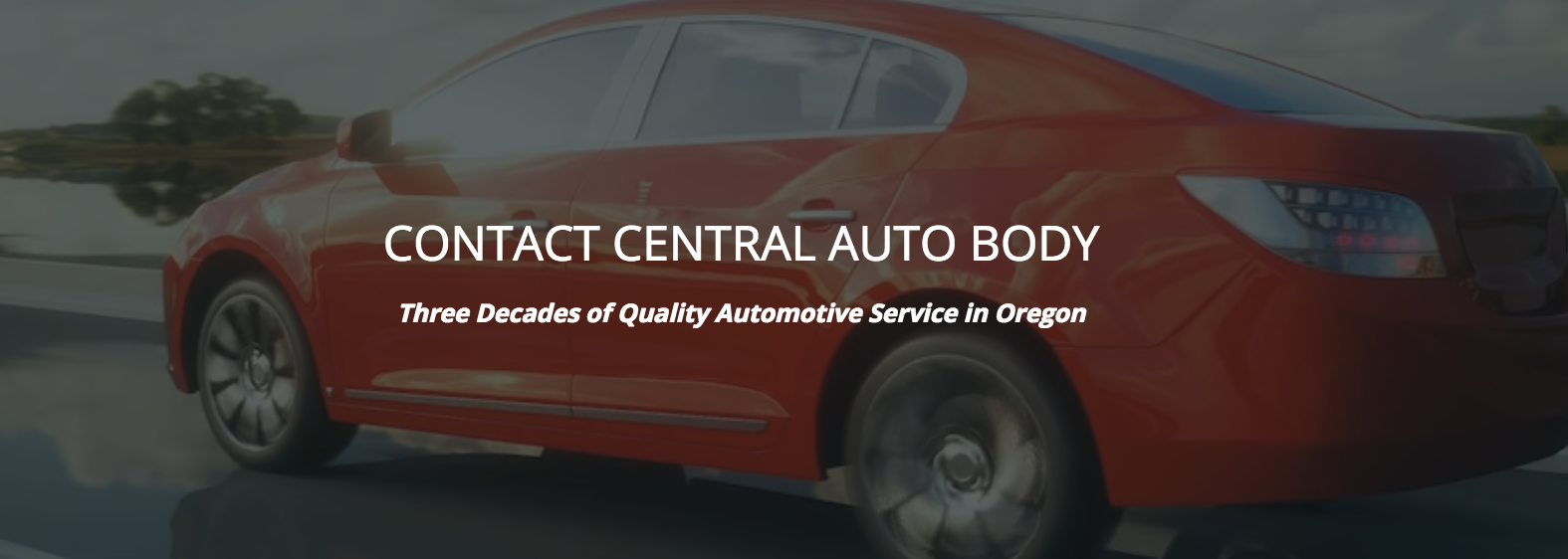 Central Auto Body, LLC reviews | 7835 SW 37th Ave - Portland OR