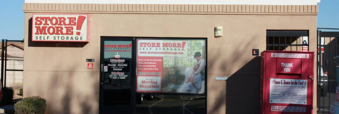 Store More! Self Storage reviews | 1815 N. 91st Ave - Phoenix AZ