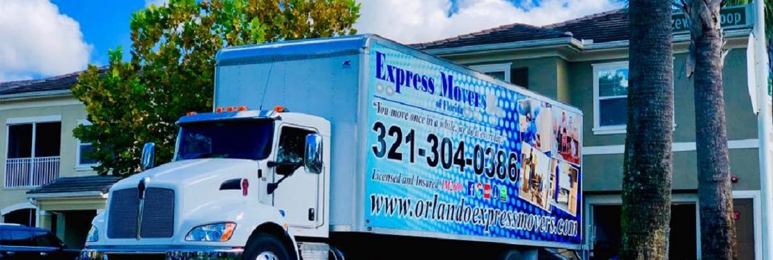 Orlando Express Movers Inc. reviews | 3646 Old Winter Garden Rd - Orlando FL