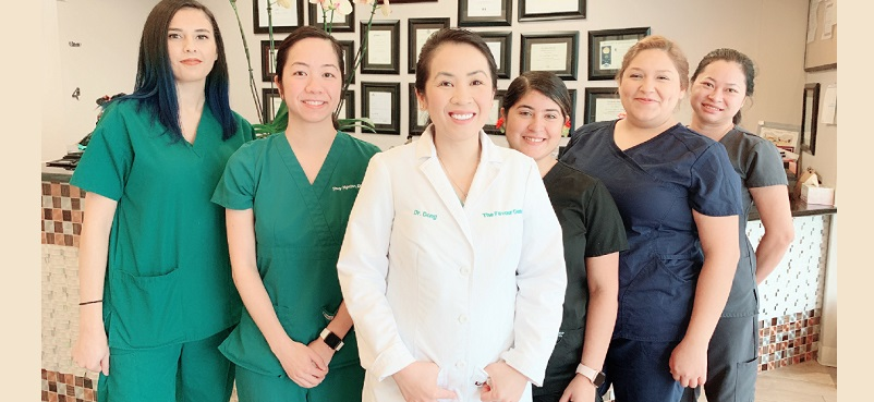 The Favour Dental: Cam Ngoc Dong, DDS reviews | 9979 Beechnut - Houston TX