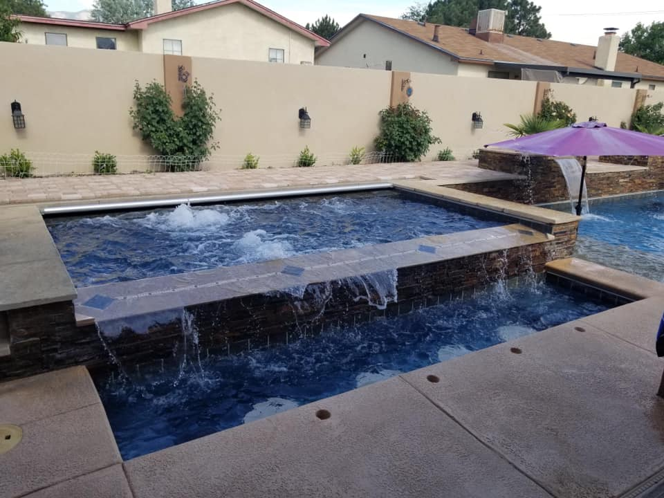 D'Angelico Enterprises, Inc. Pools, Spas & Patios reviews | 1718 Cerrillos Rd. - Santa Fe NM