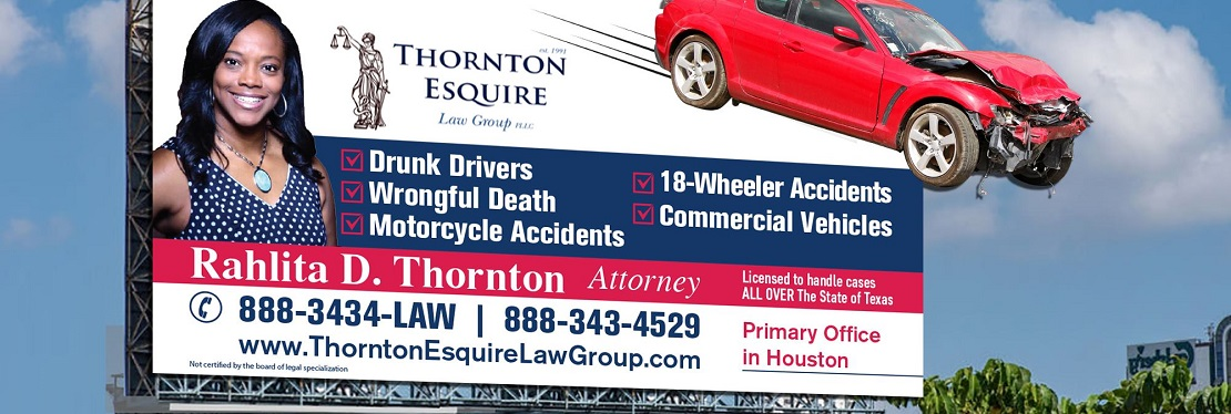 Thornton Esquire Law Group reviews | 3730 Kirby Dr - Houston TX