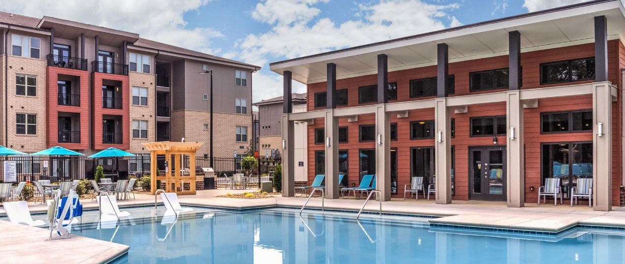 Willows at The University Apartments reviews | 625 Eltham Rd - Charlotte NC