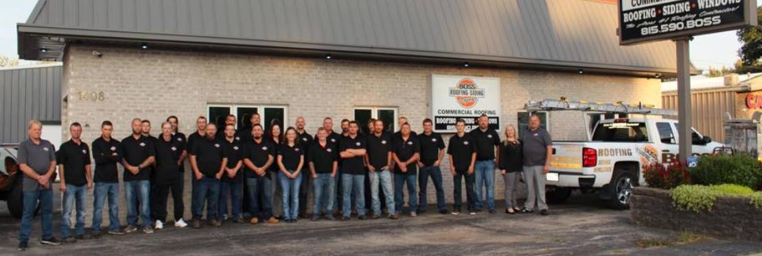 Boss Roofing - Siding Experts reviews | 1408 1st Ave - Rock Falls IL