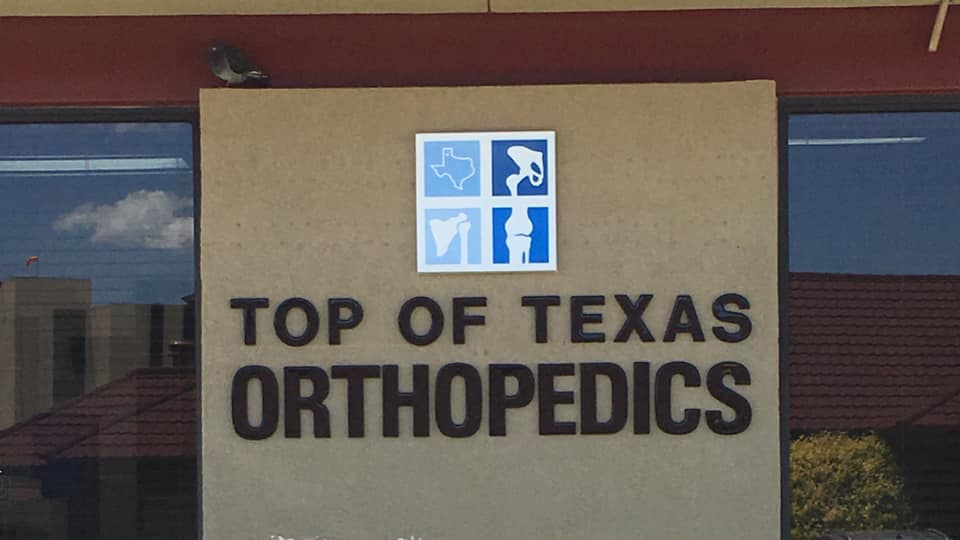 TOP OF TEXAS ORTHOPEDICS reviews | 1600 S Coulter St - Amarillo TX