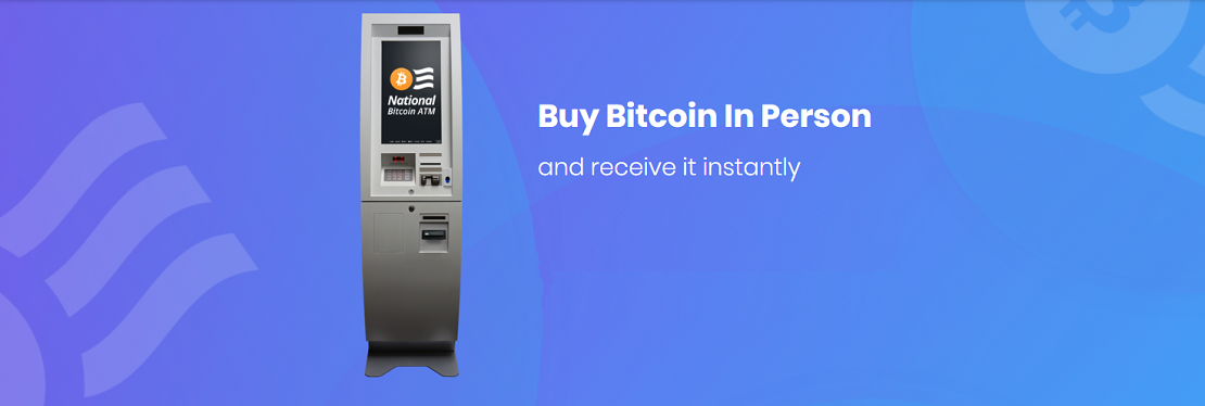 National Bitcoin ATM reviews | 11201 SW 152 St - Miami FL