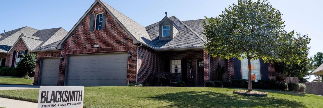 Blacksmith Roofing & Construction LLC reviews | 100 E Broadway Ave - Broken Arrow OK