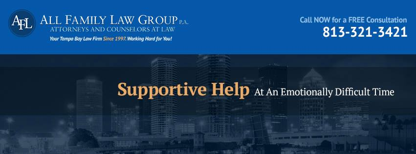 All Family Law Group, P.A. reviews | 511 W Bay St - Tampa FL