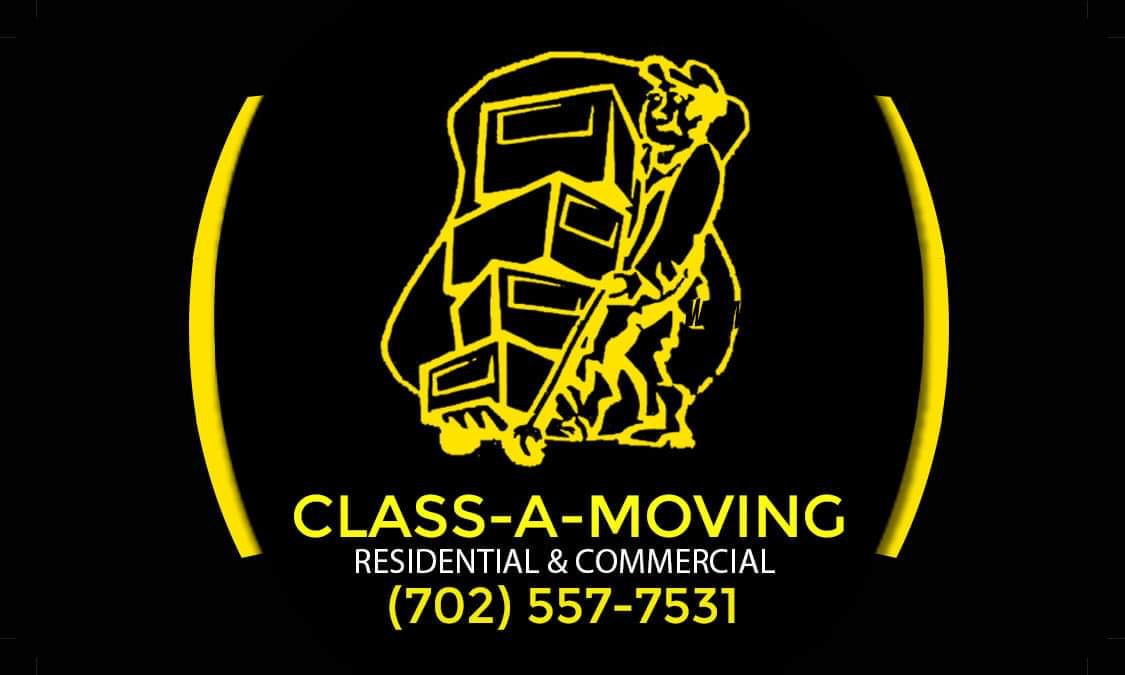 Class A Moving Inc. reviews | 8635 West Sahara #10 - Las Vegas NV