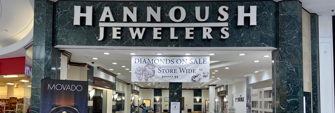 Hannoush Jewelers reviews | 1277 Broadway - Saugus MA