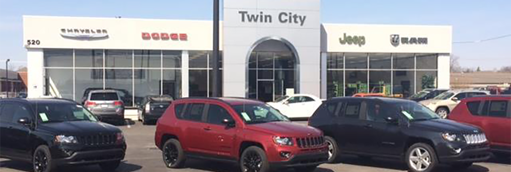 Twin City Dodge Chrysler Jeep Ram reviews | 650 Sagamore Pkwy S - Lafayette IN